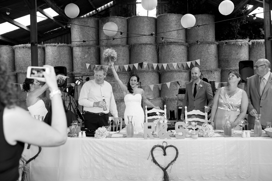 Farm wedding photographer