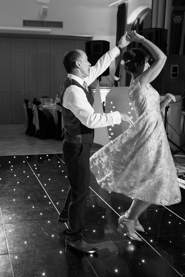 Reportage wedding photographer manchester